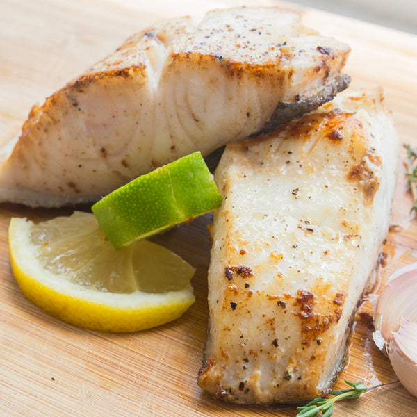 Grilled Sablefish (Black Cod) Fillet