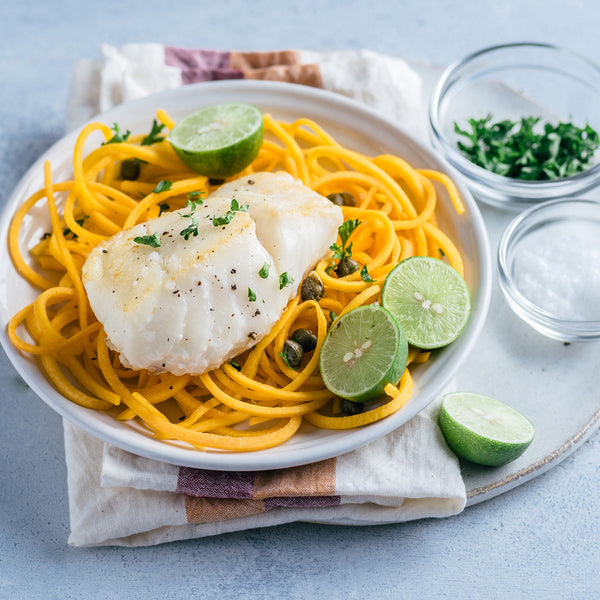 Atlantic Cod Fillet & Lemon