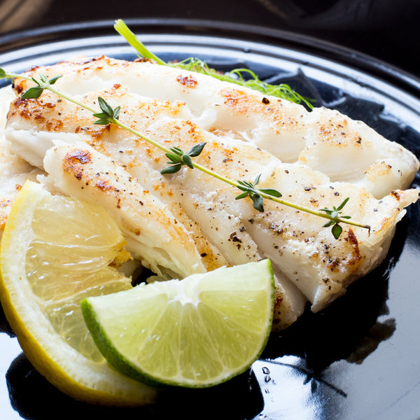 Wild Atlantic Cod Fillet