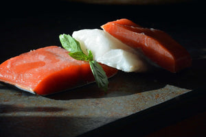 Paleo Diet Food - Alaskan Salmon Fillet