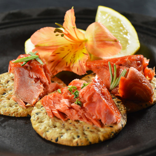 Smoke Roasted Sockeye Salmon