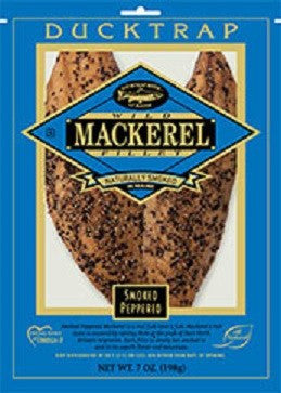 Ducktrap Smoked Mackerel Fillets