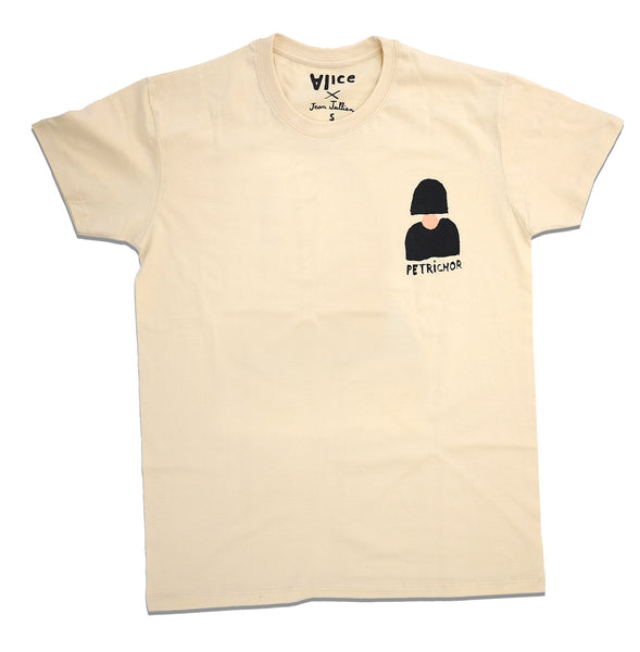 "JEAN JULLIEN : Limited Edition Tee-Shirt - Petrichor ""MOM"", 2019"