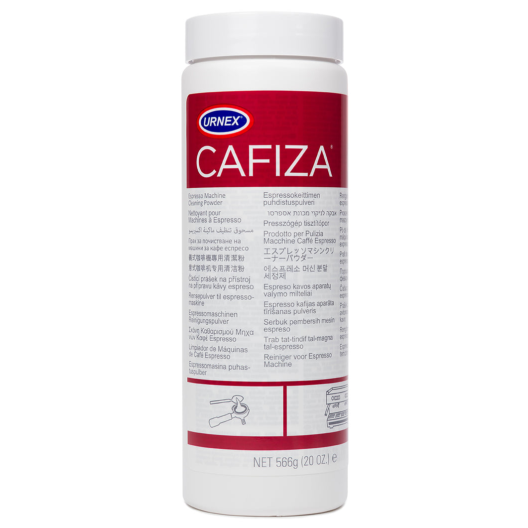 Cafiza Cleaner