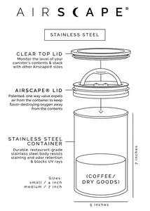 Planetary Design Airscape Canister
