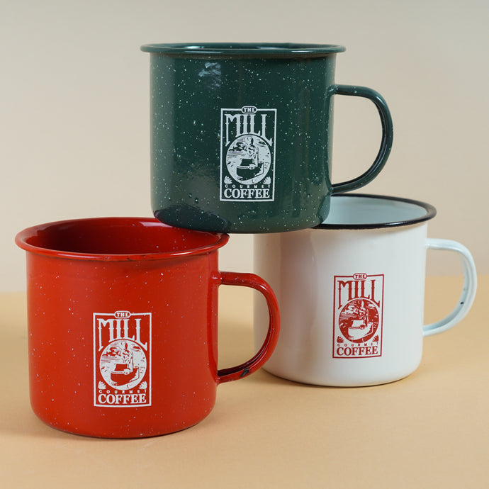 The Mill Campfire Mug - Steel Version