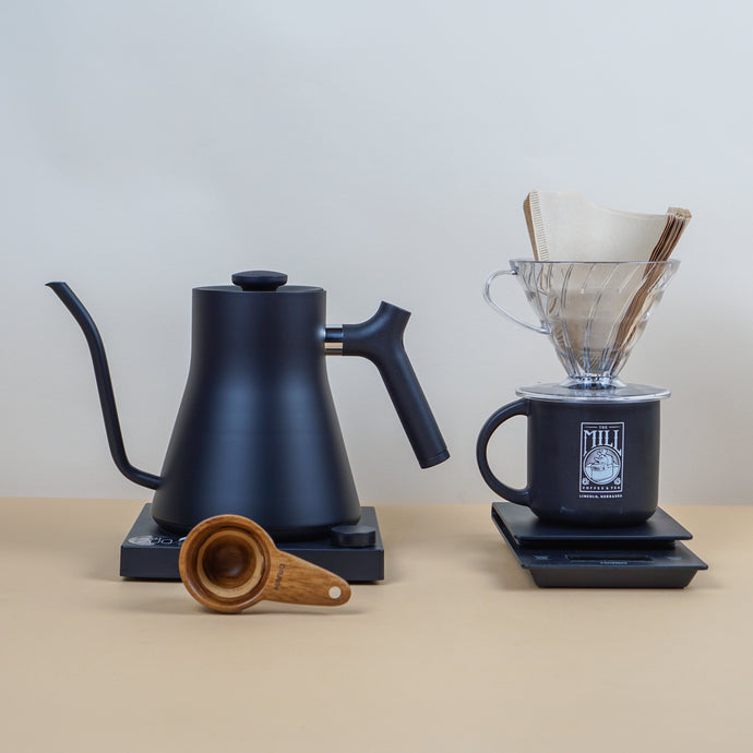 Advanced Coffee Set