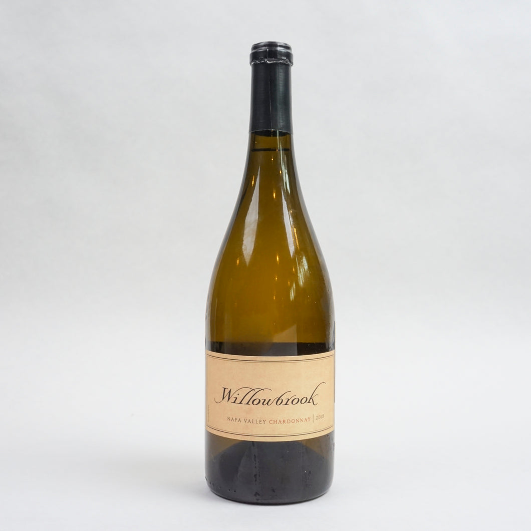 Napa Valley Tasting #5 -2018 Willowbrook New World Style Chardonnay