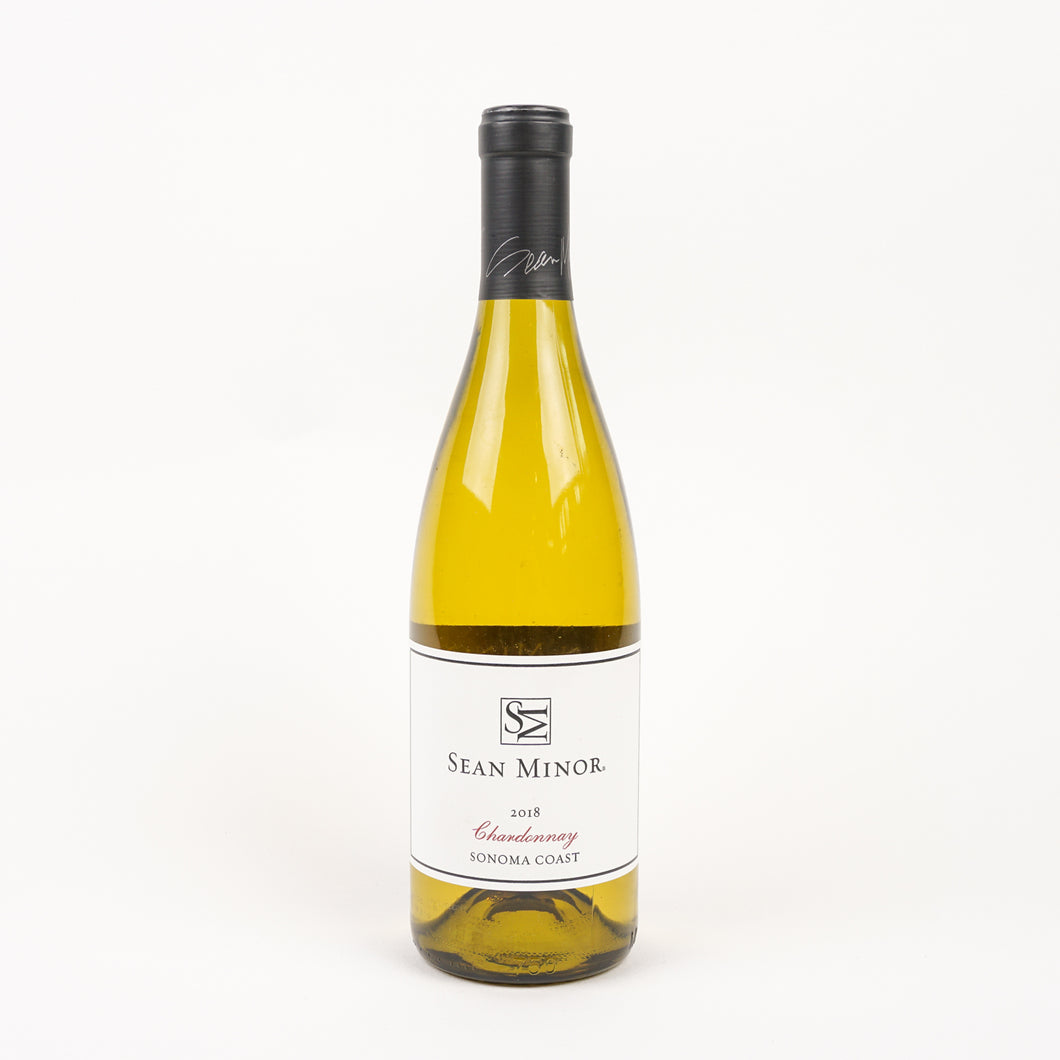 Sean Minor 2018 Chardonnay