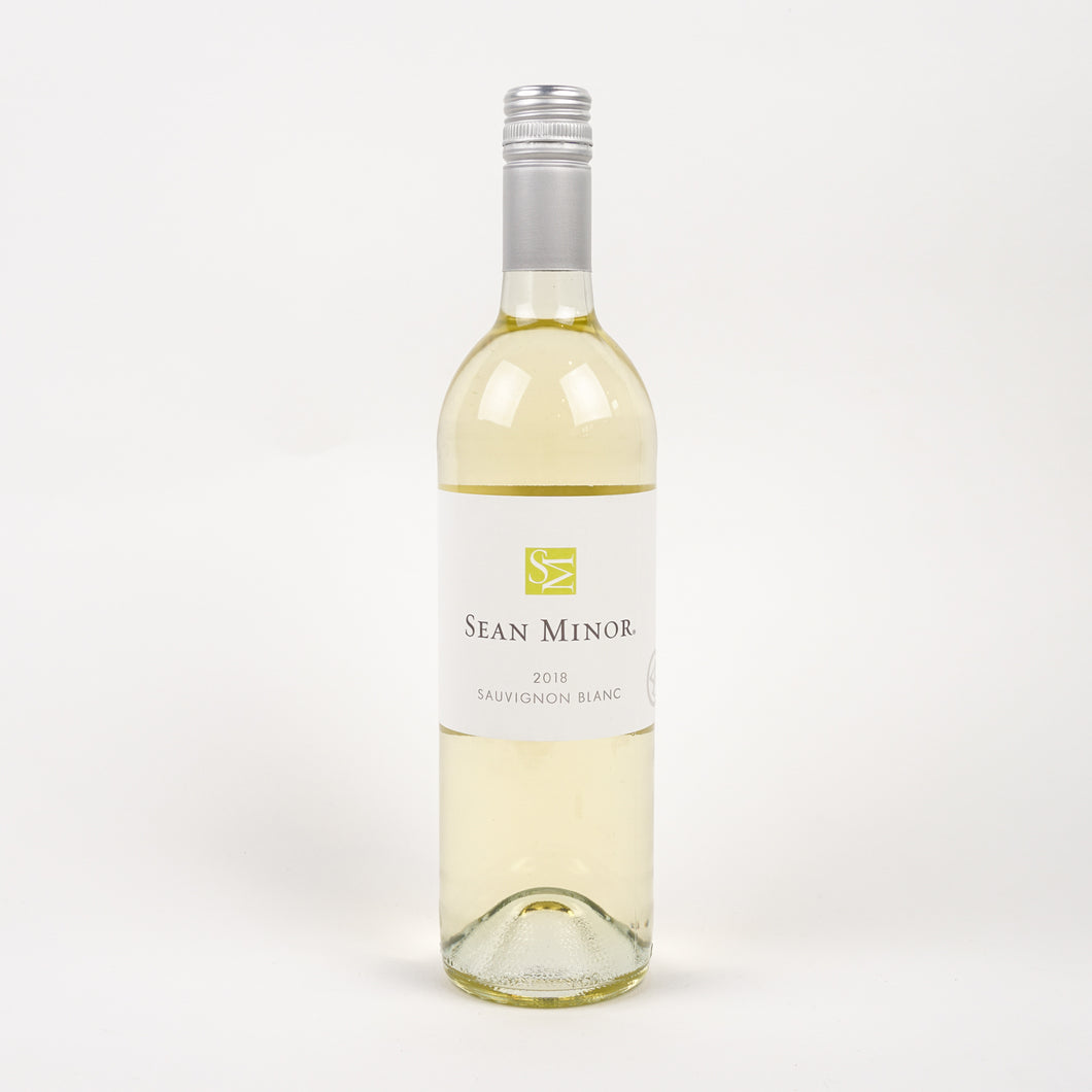 Sean Minor Tasting #2: 2018 Sauvignon Blanc