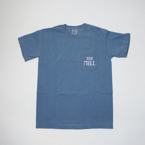 Short Sleeve Blue Jean Logo T-Shirt