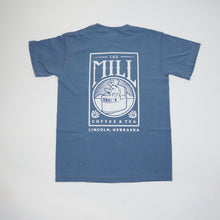 Load image into Gallery viewer, Short Sleeve Blue Jean Logo T-Shirt