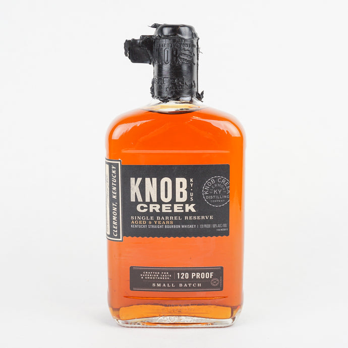 Bourbon Tasting #3 : Knob Creek