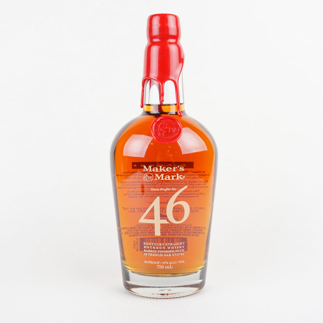 Bourbon Tasting #2 : Maker's Mark 46