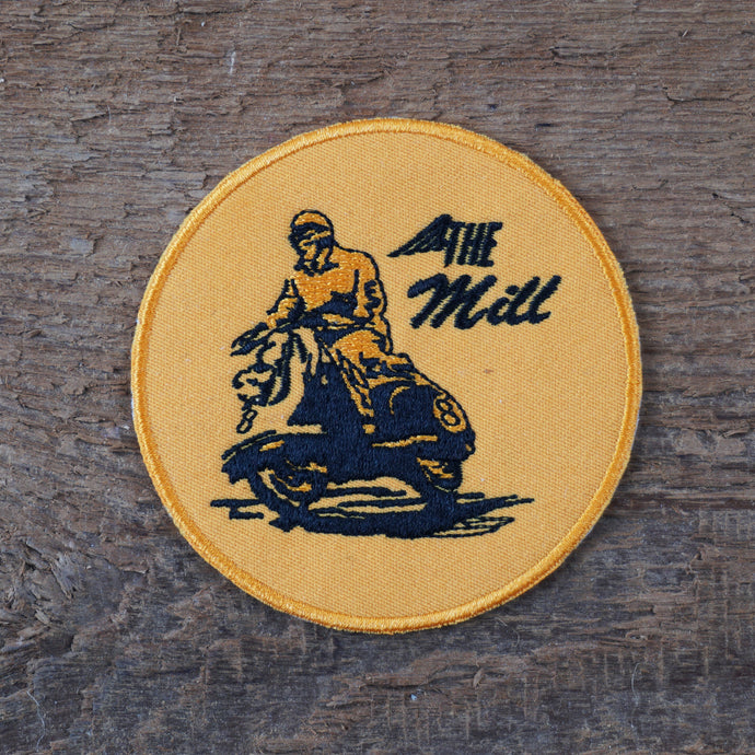 Mill Scooter Patch