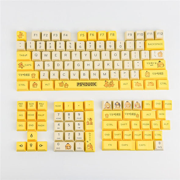 Kodak Duck Custom Keycaps