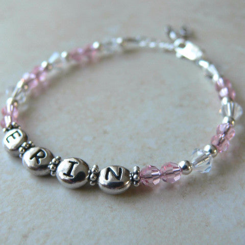 Personalized Infant Bracelet