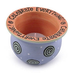Celebrate Everything Candle Votive