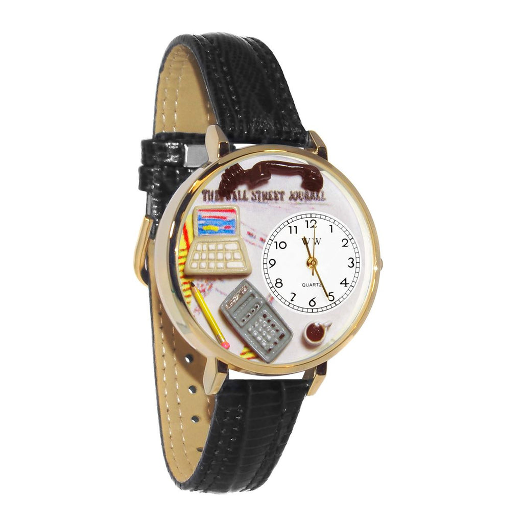 Personalized Accountant Watch