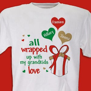 All Wrapped Up T-Shirt