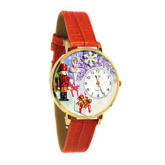 Personalized Holiday Watch