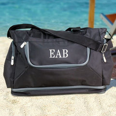 Embroidered Beach Cooler Tote