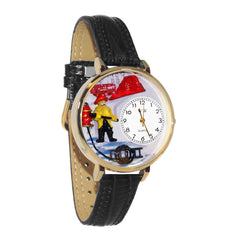 Personalized Firefighter Watch