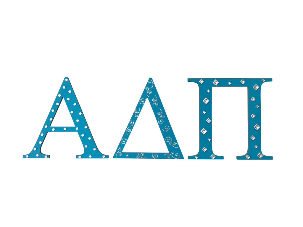 Alpha Delta Pi Wall Sign