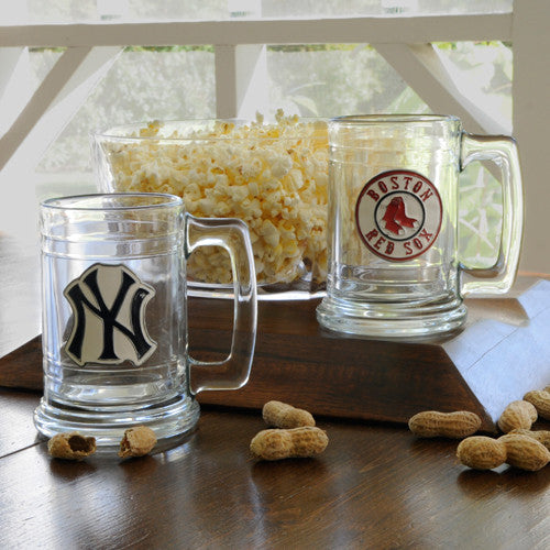 Personalized MLB Emblem Mug
