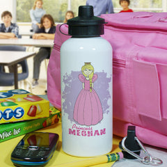 Girl's Personalized Water Bottle