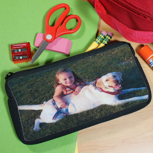Picture Perfect Photo Pencil Pouch