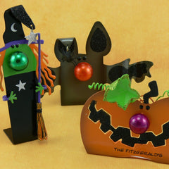 Also available - Pumpkin and Witch