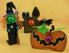 Also available - Bat and Witch