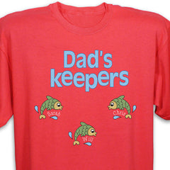 Personalized Keepers T-shirt