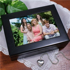 Picture Perfect Photo Keepsake Box