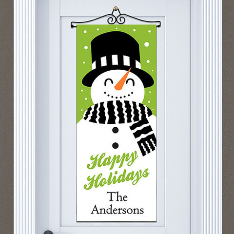 Holiday Door Banner