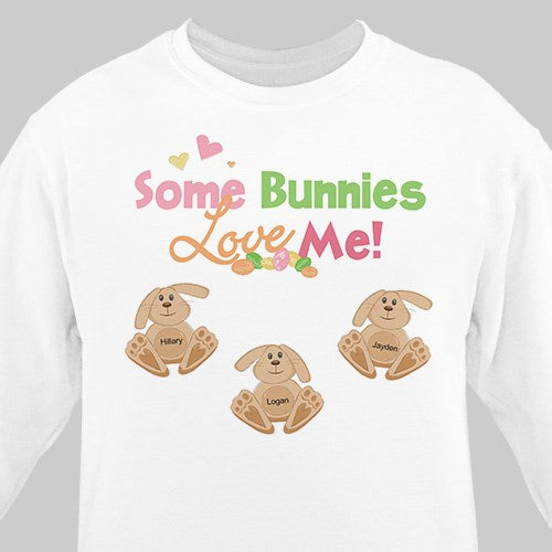 Some Bunnies Sweatshirt