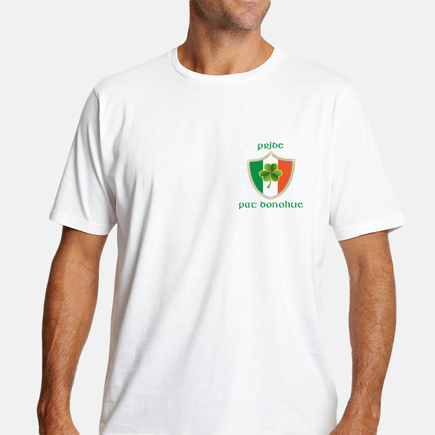 Men's Irish Shamrock T-Shirt