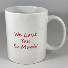 Personalized Name Art Mug