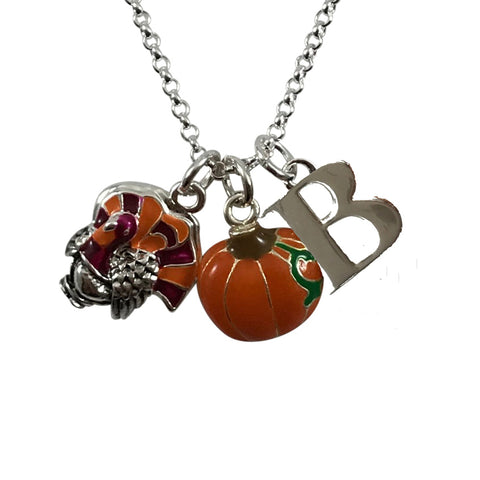 Personalized Thanksgiving Necklace