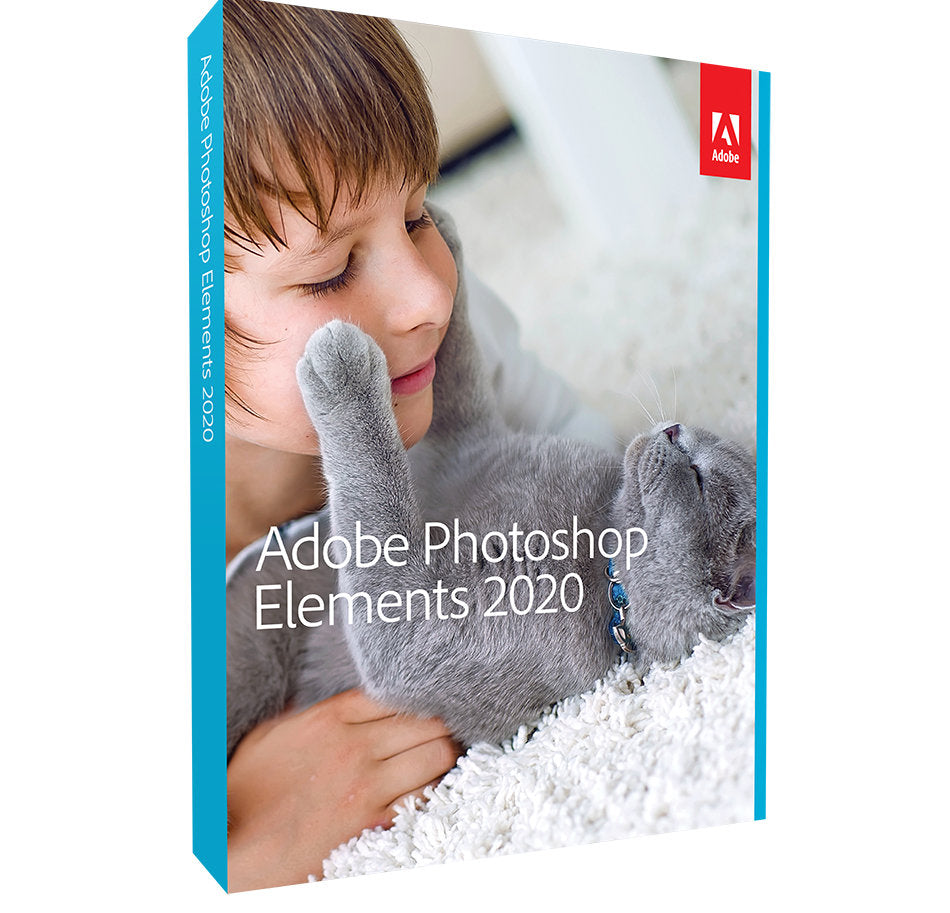 Adobe Photoshop Elements 2020 Lifetime for Windows and Mac