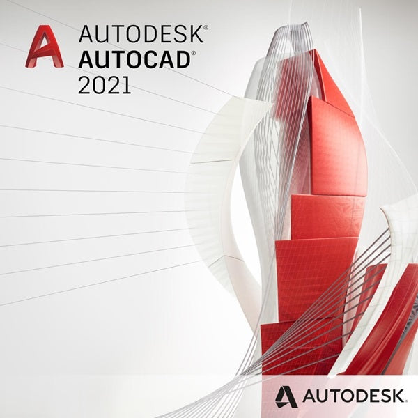 Autodesk Autocad 2021 1 Year - PC - Educational Version