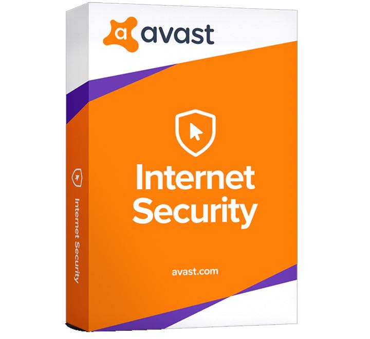 Avast Internet Security 1 Device 1 year