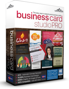 bussines card studio