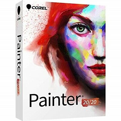Corel Painter 2020 PC/MAC Lifetime license