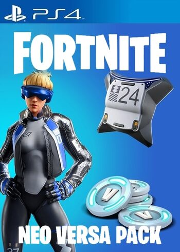 Fortnite: Neo Versa Bundle + 500 V-Bucks (PS4) Key UNITED STATES