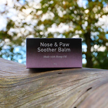 Load image into Gallery viewer, NOSE AND PAW SOOTHER BALM- with hemp oil