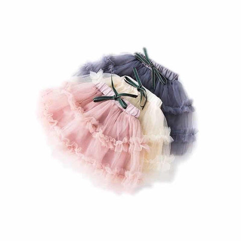 Couture Tulle Ballet Skirts