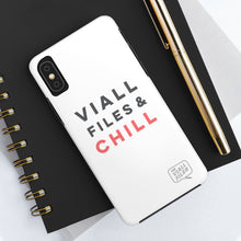 Load image into Gallery viewer, Viall Files & Chill Phone Case
