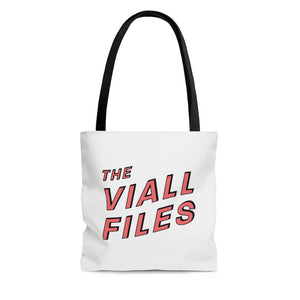 The Viall Files Tote Bag